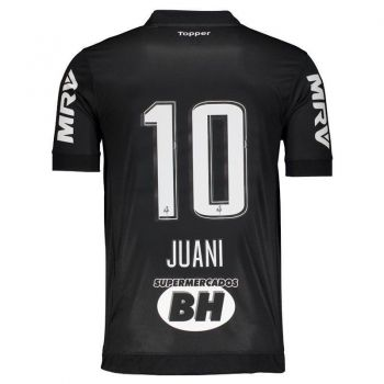 Camisa Topper Atlético Mineiro III 2018 10 Juani Cazares