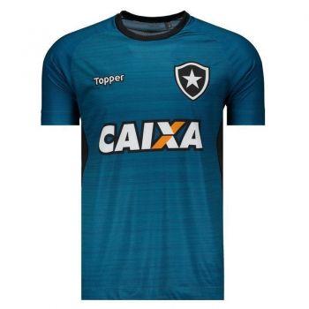Camisa Topper Botafogo Treino Atleta 2017