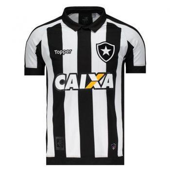 Camisa Topper Botafogo I 2017 Sem Número