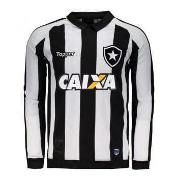 Camisa Topper Botafogo I 2017 Manga Longa