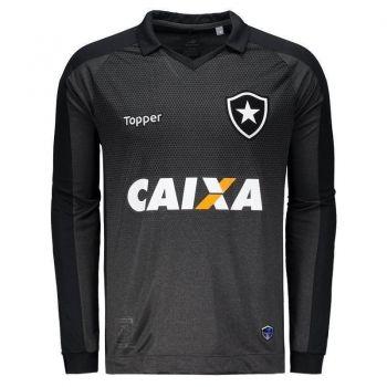 Camisa Topper Botafogo II 2017 Manga Longa
