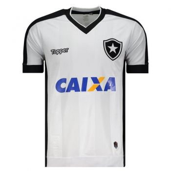 Camisa Topper Botafogo III 2017 Patrocínio