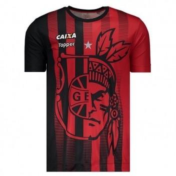 Camisa Topper Brasil de Pelotas 2017 Aquecimento