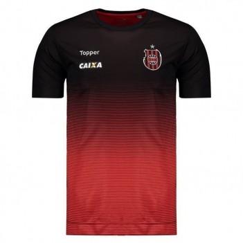 Camisa Topper Brasil de Pelotas Concentração Atleta 2017