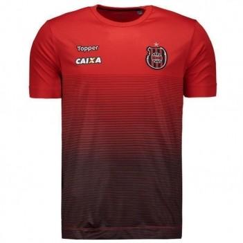 Camisa Topper Brasil de Pelotas Concentração Comissão Técnica 2017