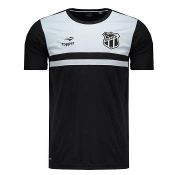 Camisa Topper Ceará Concentração Atleta 2016