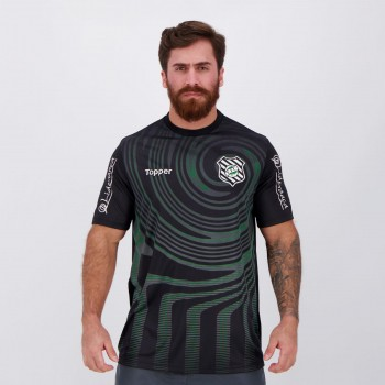 Camisa Topper Figueirense 2018 Aquecimento