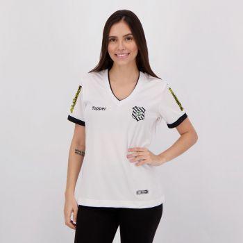 Camisa Topper Figueirense II 2018 Feminina