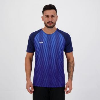 Camisa Topper Fut Arena Marinho e Royal