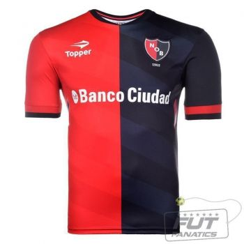 Camisa Topper Newell's Old Boys Home 2015
