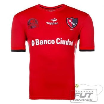 Camisa Topper Newell's Old Boys Third 2015