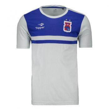 Camisa Topper Paraná Clube Concentração 2016 Cinza