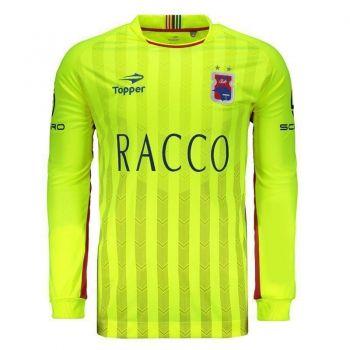 Camisa Topper Paraná Clube Goleiro 2016 Amarela