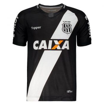 Camisa Topper Ponte Preta II 2018