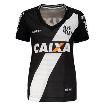 Camisa Topper Ponte Preta II 2018 Feminina