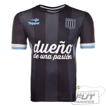 Camisa Topper Racing Away 2015