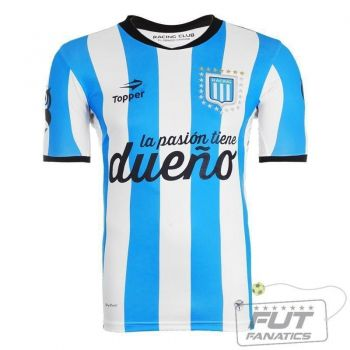 Camisa Topper Racing Home 2015