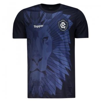 Camisa Topper Remo Aquecimento 2018