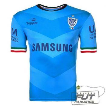 Camisa Topper Vélez Sarsfield Gk Away 2015