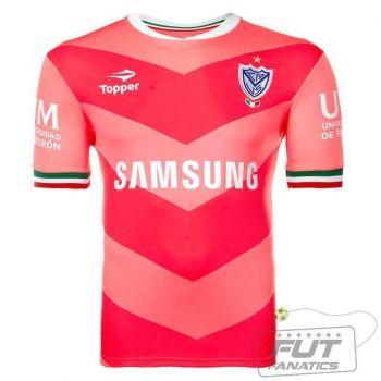 Camisa Topper Vélez Sarsfield Gk Home 2015