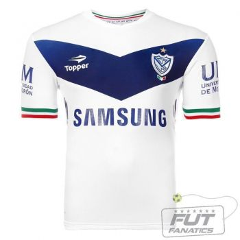 Camisa Topper Vélez Sarsfield Home 2015