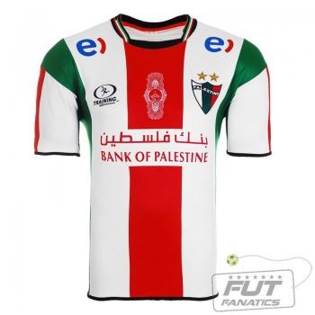 Camisa Training Palestino Away 2015