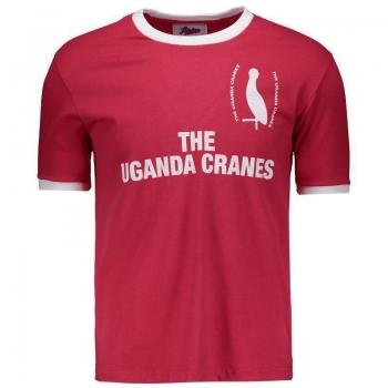 Camisa Uganda 1980 Retrô