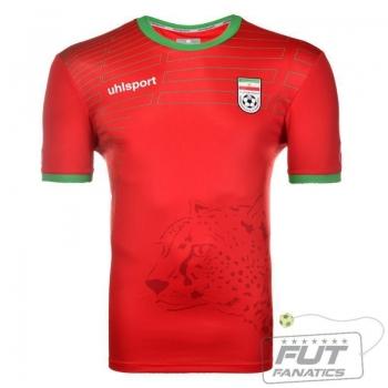 Camisa Uhlsport Irã Away 2014