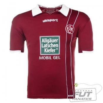 Camisa Uhlsport Kaiserslautern Home 2013