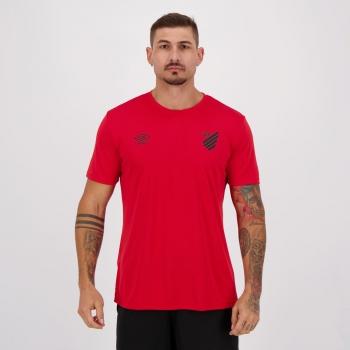 Camisa Umbro Athletico Paranaense Basic Vermelha