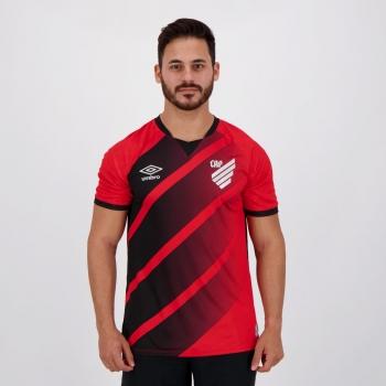 Camisa Umbro Athletico Paranaense I 2020