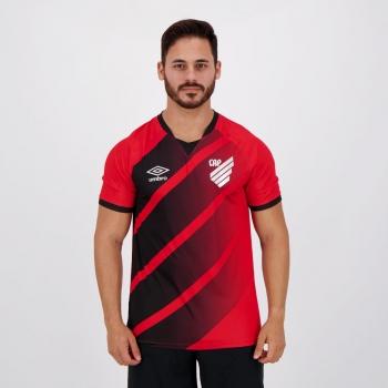 Camisa Umbro Athletico Paranaense I 2020 N°10