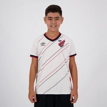 Camisa Umbro Athlético Paranaense II 2020 Juvenil