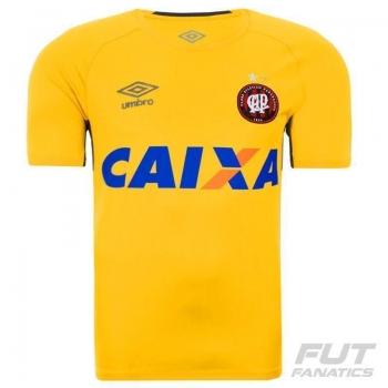 Camisa Umbro Atlético Paranaense Goleiro 2015