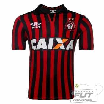 Camisa Umbro Atlético Paranaense I 2014 Nº 10