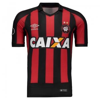 Camisa Umbro Atlético Paranaense I 2016 Libertadores