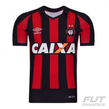 Camisa Umbro Atlético Paranaense I 2016 Nº 10