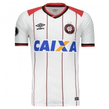 Camisa Umbro Atlético Paranaense II 2016 Libertadores