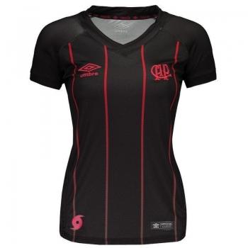 Camisa Umbro Atlético Paranaense III 2017 Feminina