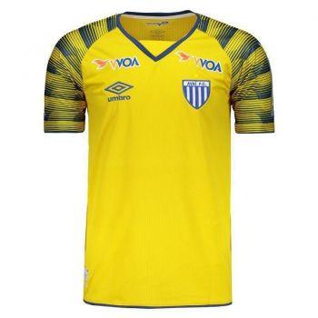 Camisa Umbro Avaí Goleiro 2017 Amarela