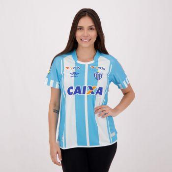 Camisa Umbro Avaí I 2017 Feminina