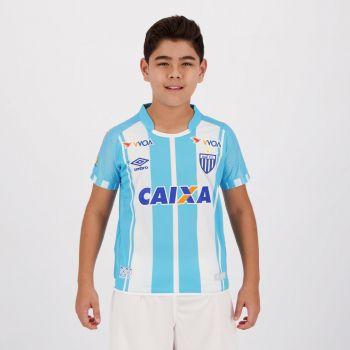 Camisa Umbro Avaí I 2017 Juvenil