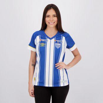 Camisa Umbro Avaí I 2018 Feminina com Patrocínio