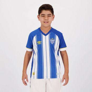 Camisa Umbro Avaí I 2018 Juvenil