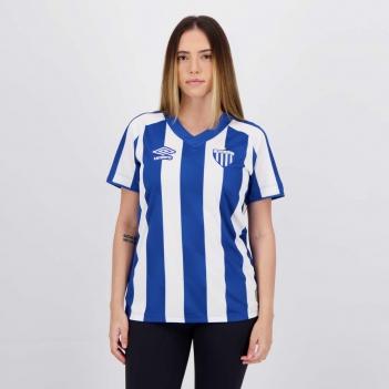 Camisa Umbro Avaí I 2021 Feminina