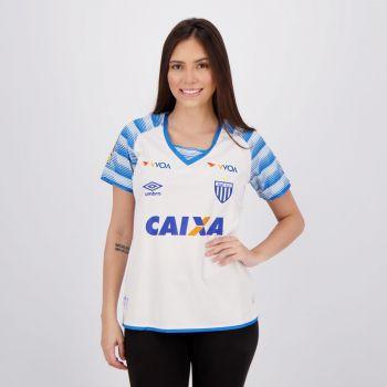Camisa Umbro Avaí II 2017 Feminina