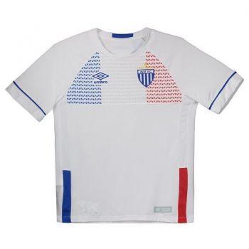 Camisa Umbro Avaí II 2018 Lion Bleu Juvenil