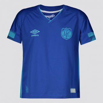Camisa Umbro Avaí III 2017 Juvenil N° 10