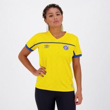 Camisa Umbro Avaí III 2020 Feminina