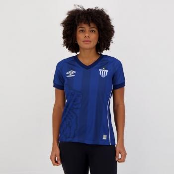 Camisa Umbro Avaí III 2021 Feminina